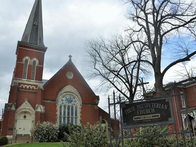 First Presbyterian Church, Shelbyville, Kentucky