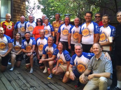 Pedal for Protein 1