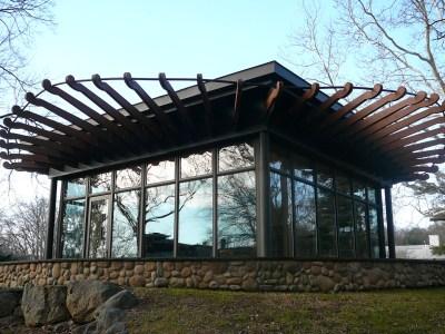 Meditation Space at Stony Point Center.  (Photo provided)