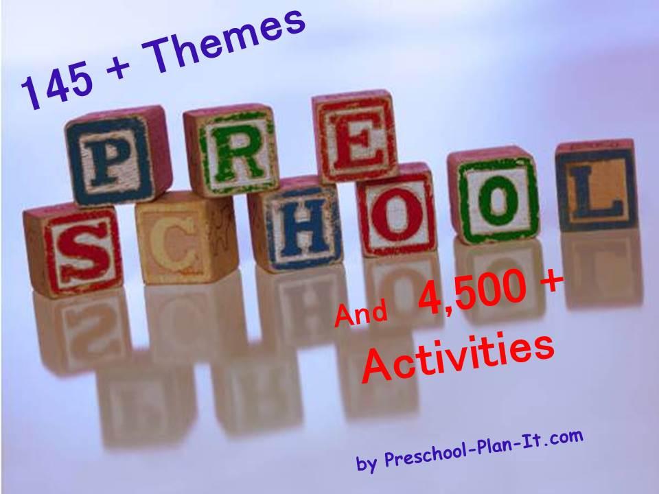 Preschool Lesson Plans, Preschool Themes  More for Preschool Teachers!