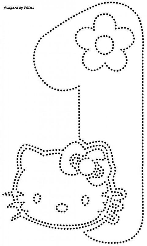 86+ Printable Hello Kitty Crafts - Carrinho De Pipoca 2, DIY