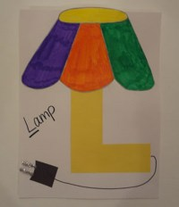 Letter L Crafts - Preschool and Kindergarten