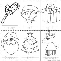 preschool-christmas-worksheet - Preschool Crafts