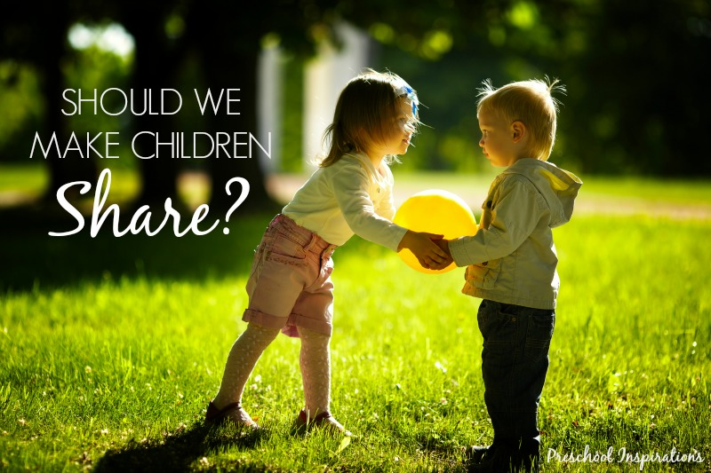 Should Children Share?