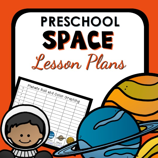 Space Theme Preschool Classroom Lesson Plans - Preschool Teacher 101