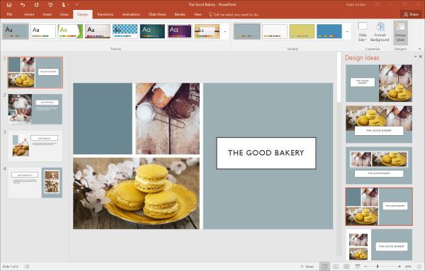 Advanced Features of PowerPoint 2016 Presentation Guru