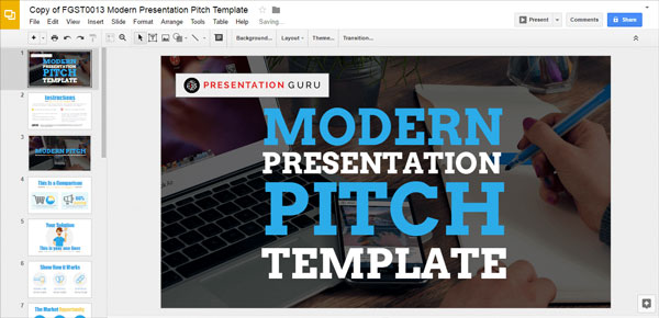 The Best Websites for Google Slides, Prezi and PowerPoint templates