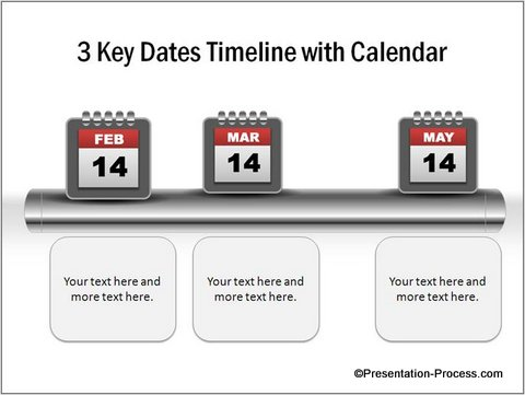 Create Elegant PowerPoint Calendar
