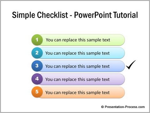 Creating Simple Check List in Excel Improve Yourself Daily - creating checklist