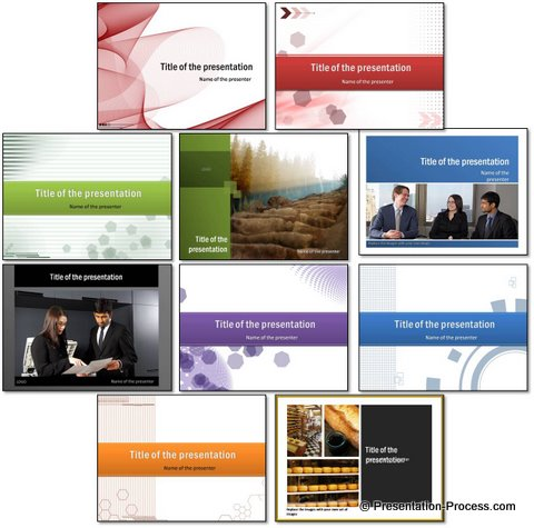 Download Free 10 Free Colorful PowerPoint Title Sets - download free powerpoint templates