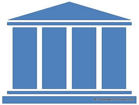 Create A Pillar Diagram in Minutes in PowerPoint