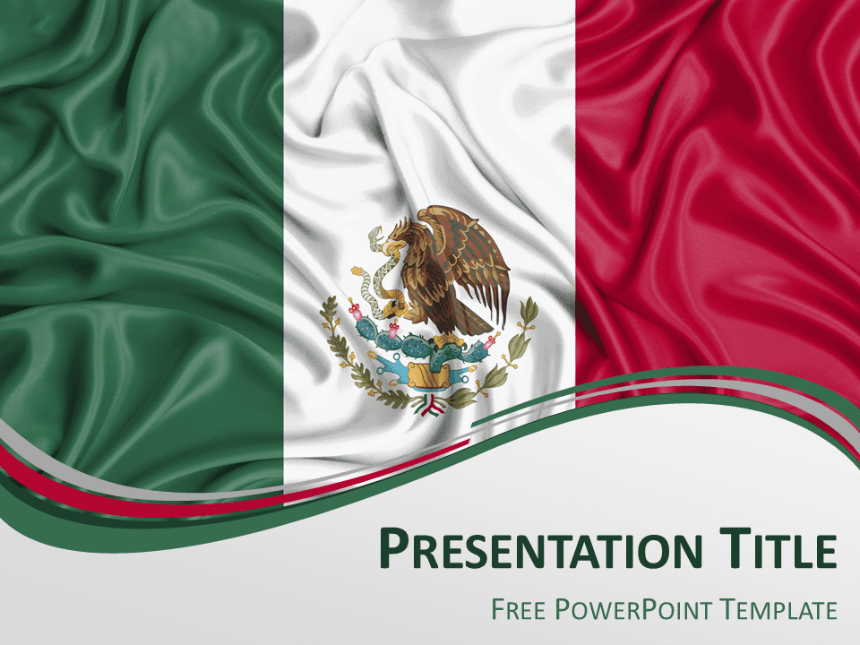 mexican powerpoint theme