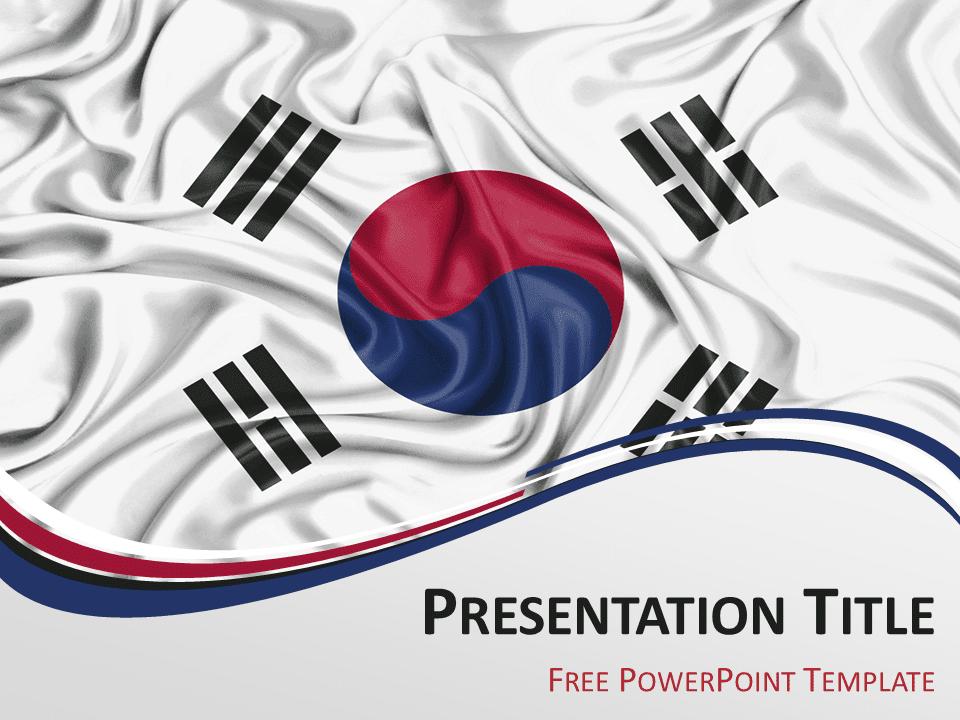 korean powerpoint templates
