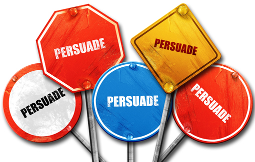 Persuasive Speech \u2013 A Topic of your Choice