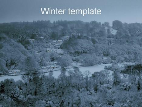 Presentation Magazine - Nature Powerpoint Templates