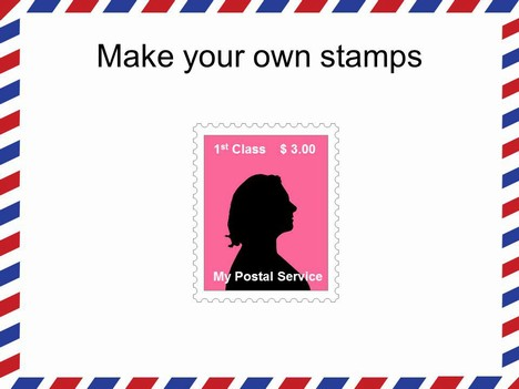 Editable Stamps Template - stamp template
