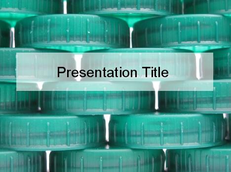 Green Environment PowerPoint Template