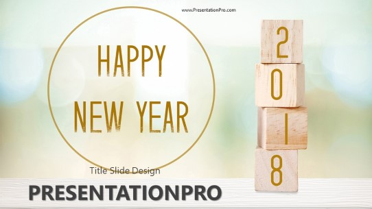 PresentationPro - 2018 Happy New Year