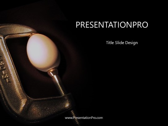 Stress PowerPoint template background in Business - Concepts