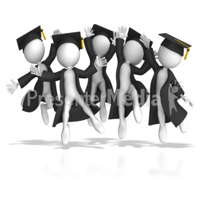 Graduation Day - Presentation Clipart - Great Clipart for - graduation powerpoint