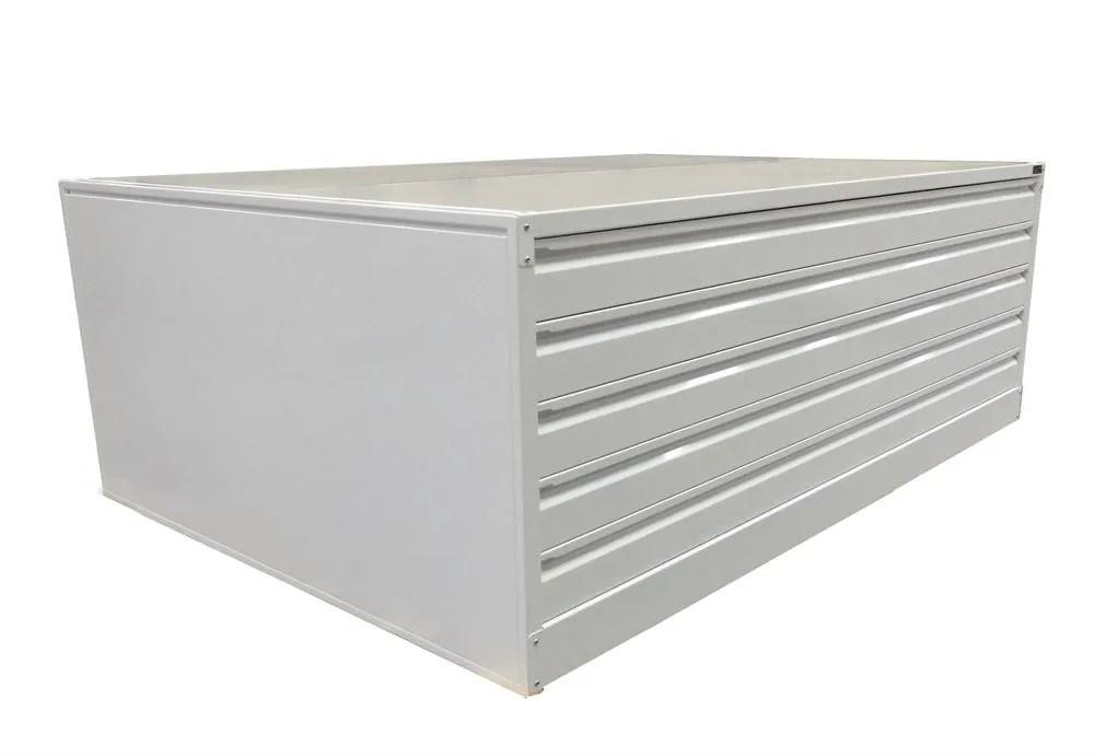 Large Museum Plan Chest Drawer Cabinet - Preservation Equipment Ltd