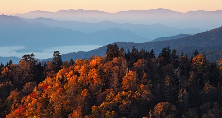Gatlinburg In The Fall Wallpaper The 3 Best Luxury Cabins In The Smoky Mountains To See