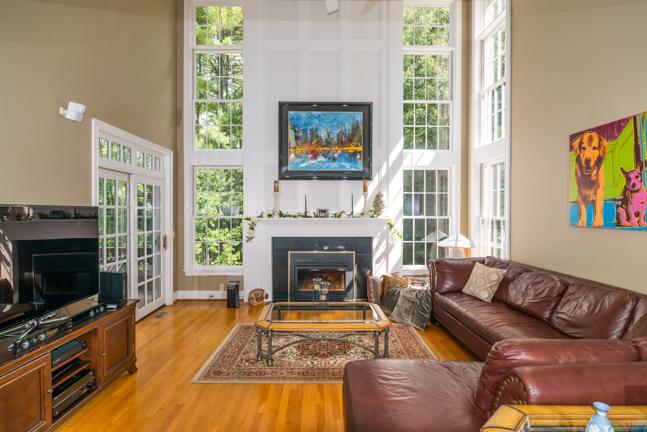 New Home Interior