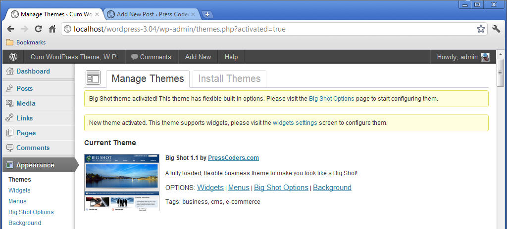 Better Theme Activation Handling Press Coders