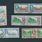 Stamps for Sale or Trade | British Honduras Scott #120,#121,#132,#149 & #150