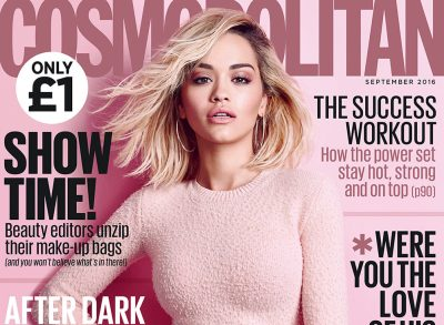 Mag ABCs: Cosmo leads women's lifestyle/fashion sector ...