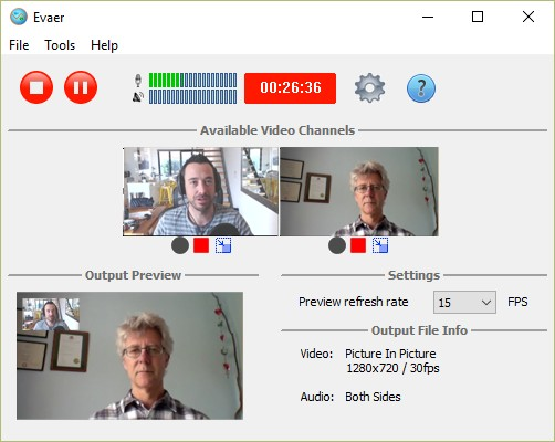 Evaer Skype Recorder Supports Skype HD Video Call Recording - Record Skype Video Calls