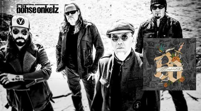 Böhse Onkelz Memento Album 2016