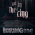The Reverend Andrew James Gang - Get In the Ring Albumcover (Ski King2016)