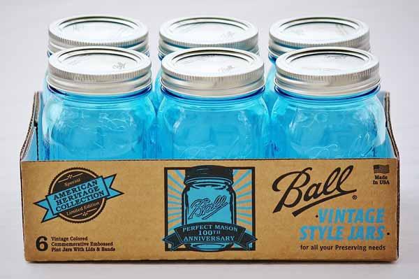 Blue Ball Jars Blue Mason Jar Pressure Cooker Outlet