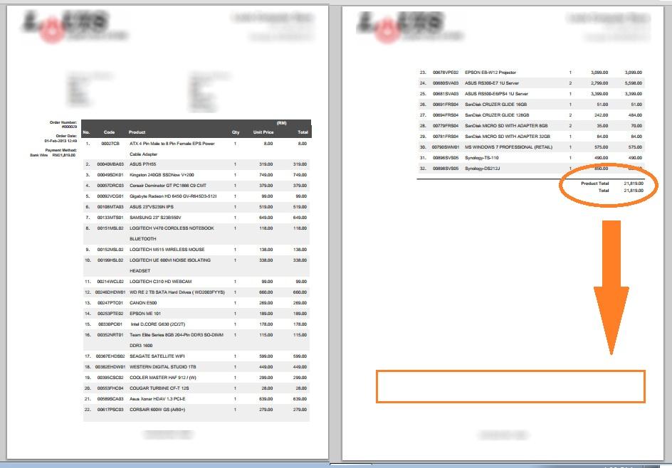 Guide Modifying Prestashop 15/16 Invoice Template - Core
