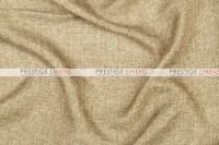Vintage Linen Table Runner - Wheat - Prestige Linens