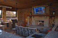 Backyard Living Frisco TX | Prestige Pool and Patio
