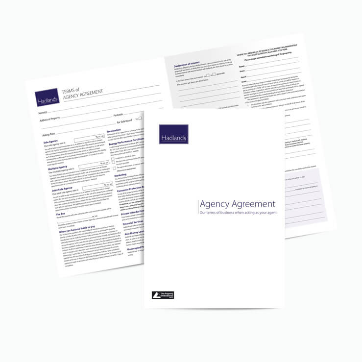 Estate agent agreement template NCR