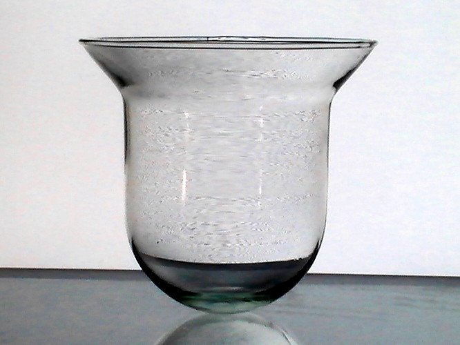 Hanging Candle Holder Cup Round Bottom Flare 5 X 5 3 8 Oos