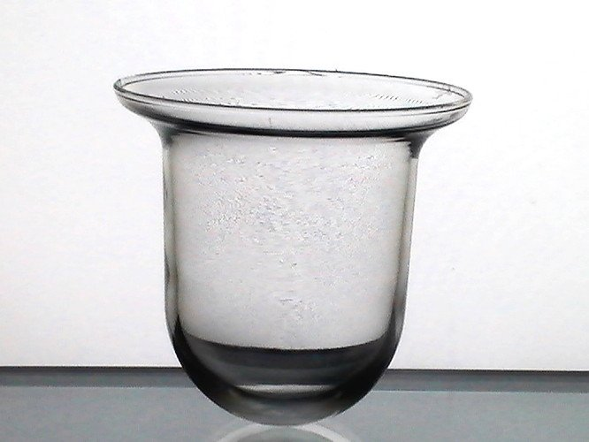Hanging Candle Holder 4 X 4 Round Bottom Hch055 Oos