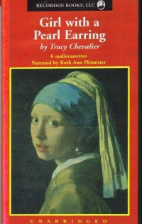 Girl With a Pearl Earring by Tracy Chevalier Unabridged ...