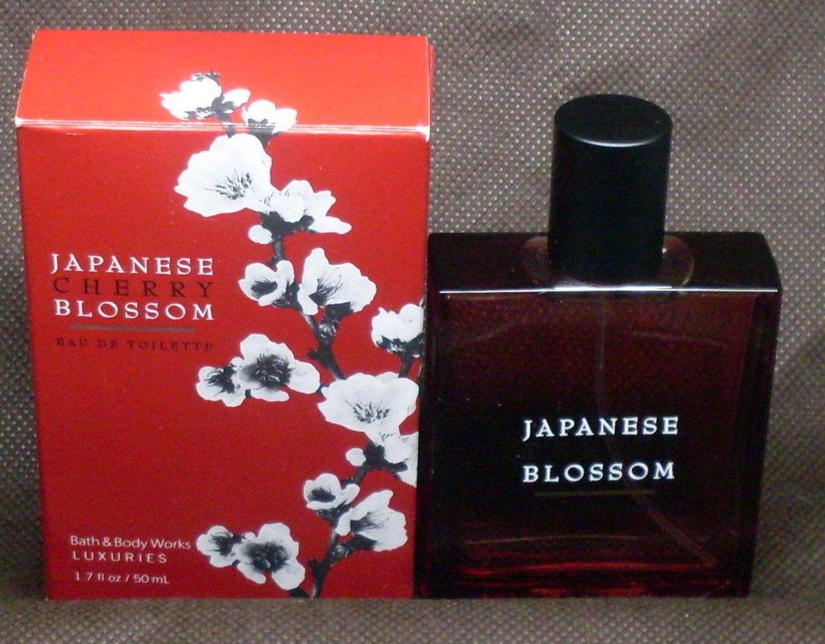 Bath Body Works Japanese Cherry Blossom 17 Oz Edt Oos