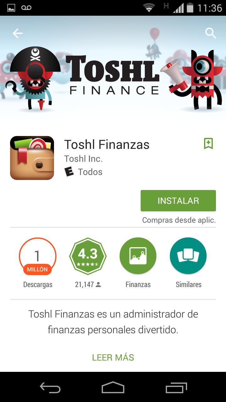Seis aplicaciones para armar un presupuesto en tu celular