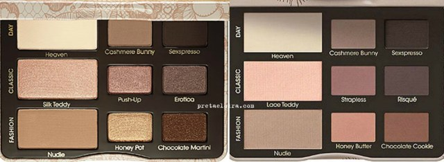 New Too Faced Palettes Sugar Pop Natural Matte