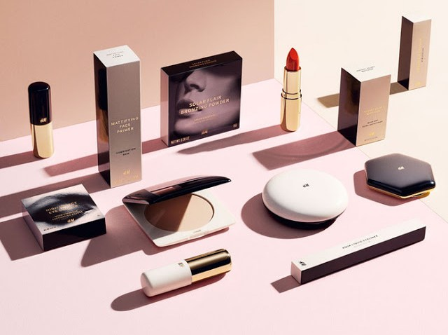 H&M reinventa su gama de Belleza: Fashion for the Face, novedades