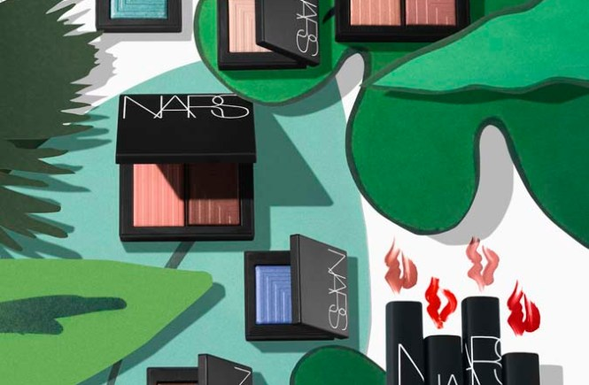 NARS x Konstantin Kakanias Collection