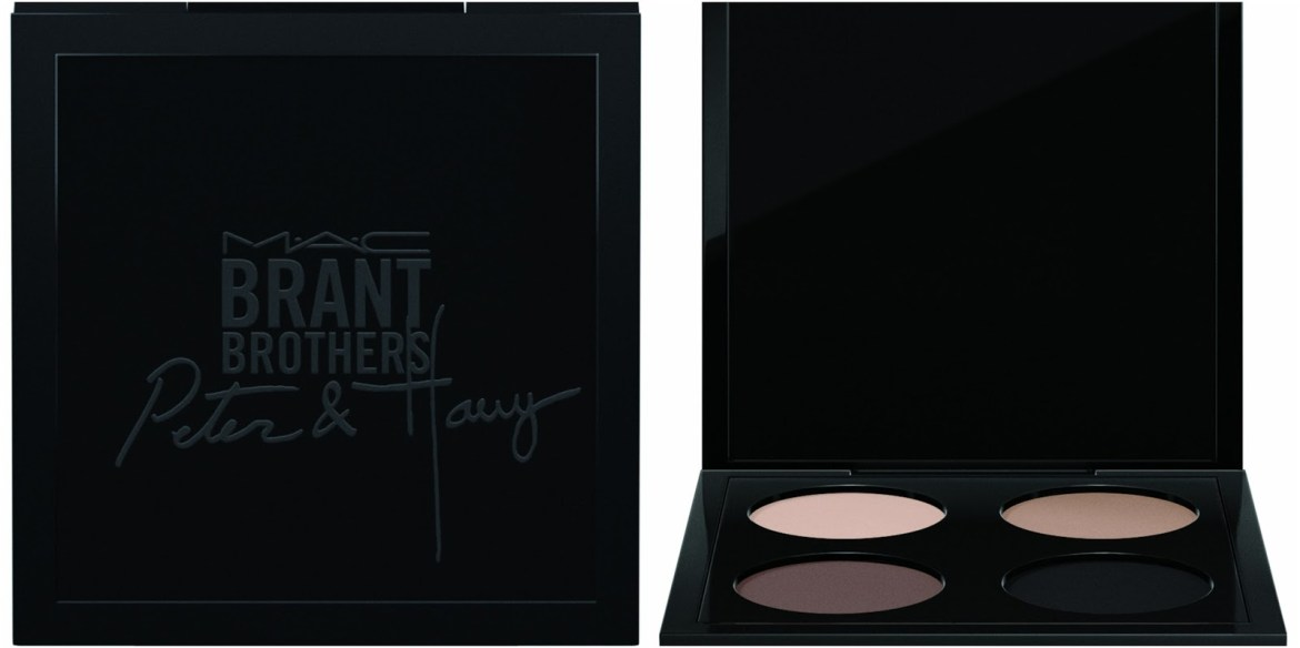 MAC Brant Eyeshadow Palette