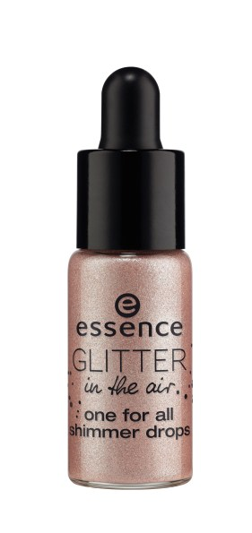 a little shimmer never hurts