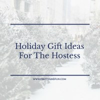 Gift Guide // For The Hostess.