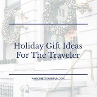 Gift Guide // For the Traveler.